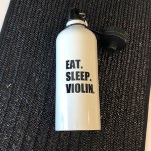 Other - 🎵Eat, Sleep, Violin Water Bottle🎵